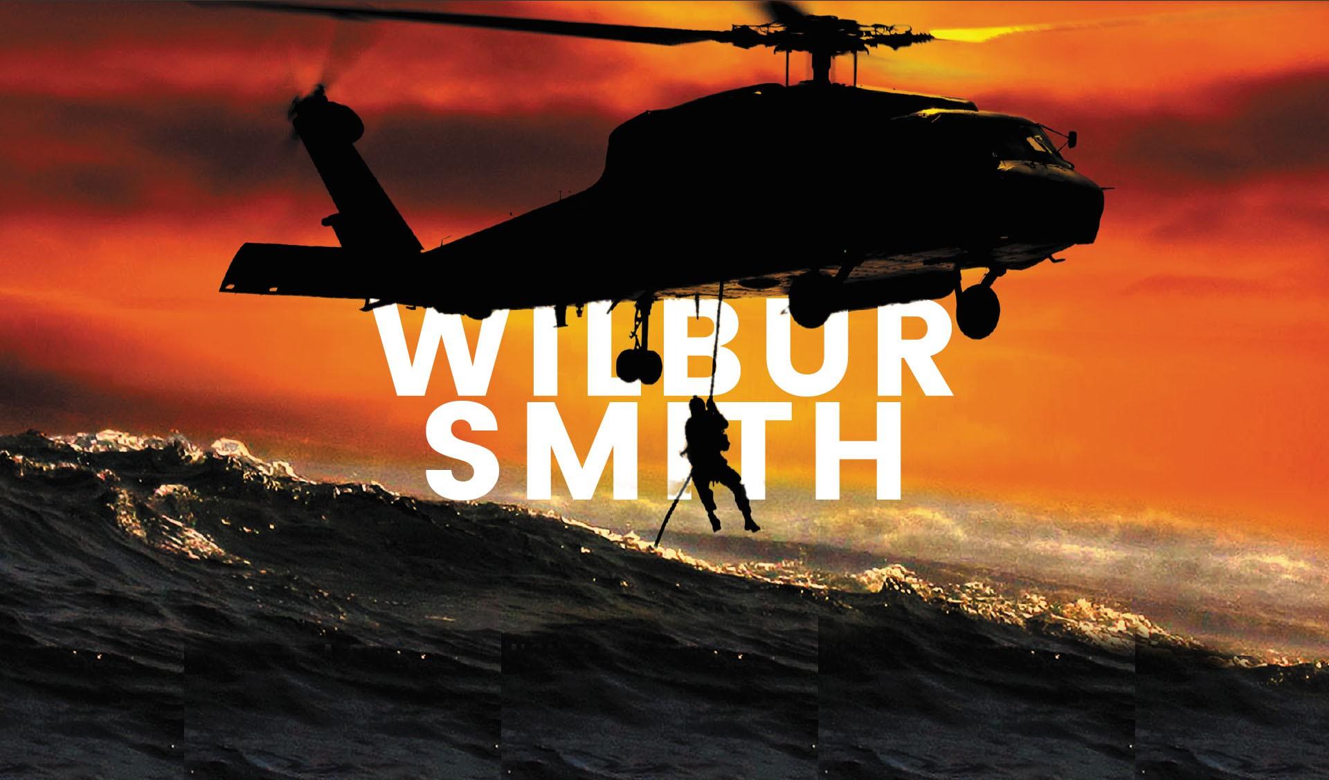 Wilbur Smith � l'ultimo libro La notte del predatore