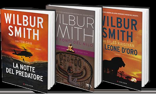 I libri di Wilbur Smith